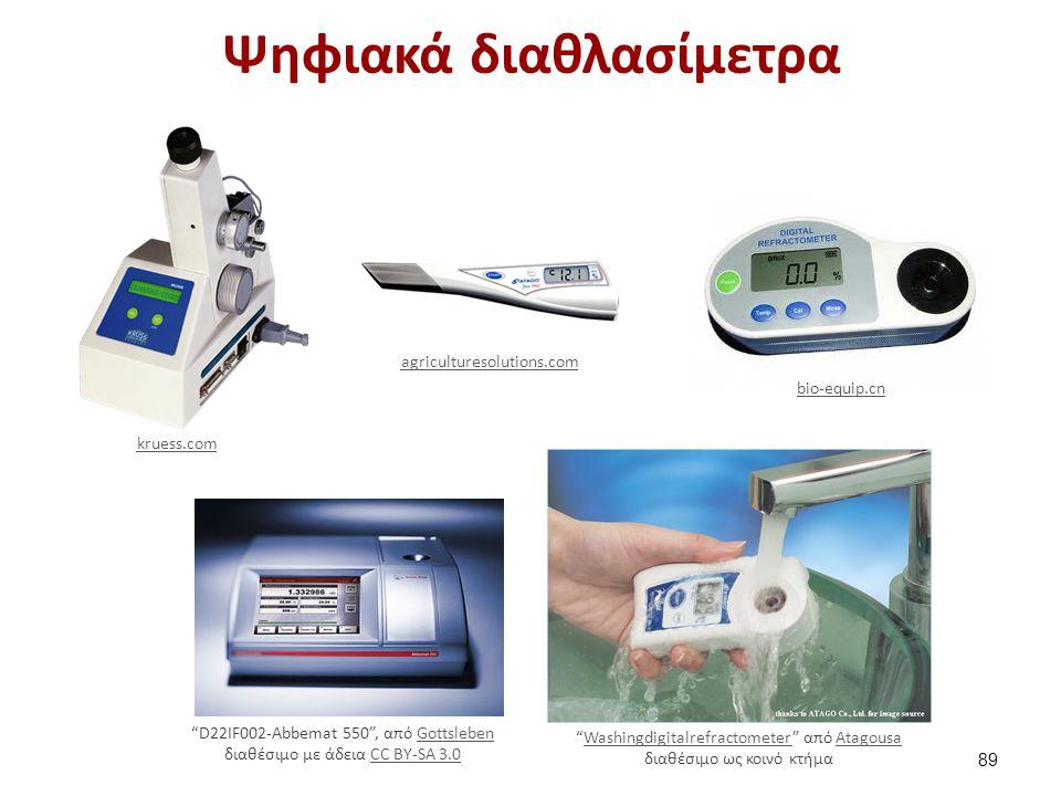 """Ψηφιακά διαθλασίμετρα 89 """"Washingdigitalrefractometer"""" από Atagousa διαθέσιμο ως κοινό κτήμαWashingdigitalrefractometerAtagousa """"D22IF002-Abbemat 550"""""""