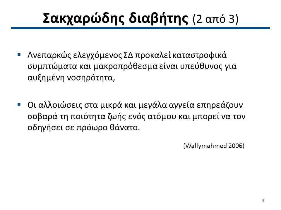 Συνεχής ενδοφλέβια χορήγηση ινσουλίνης Παρισσόπουλος 15
