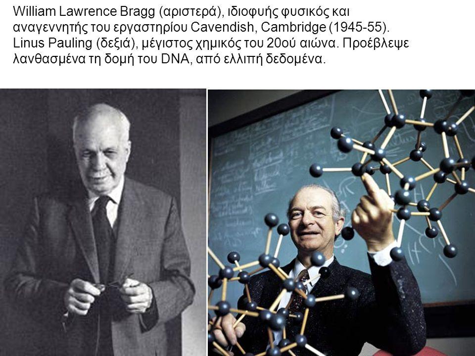 Τρόπος διπλασιασμού (αντιγραφής) του DNA.