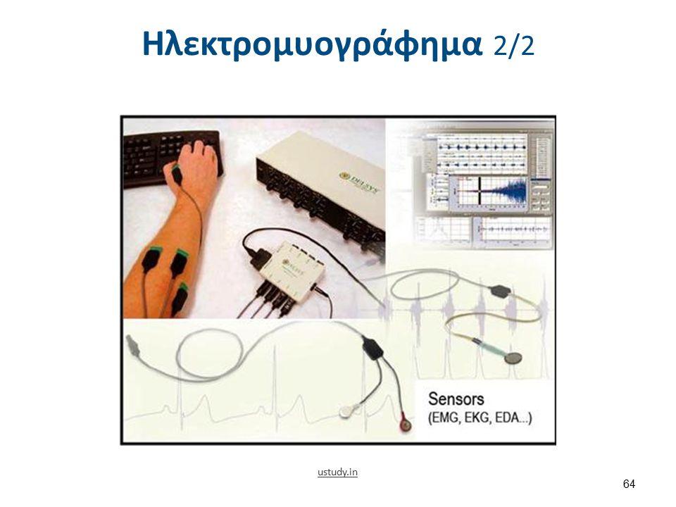 Ηλεκτρομυογράφημα 2/2 64 ustudy.in