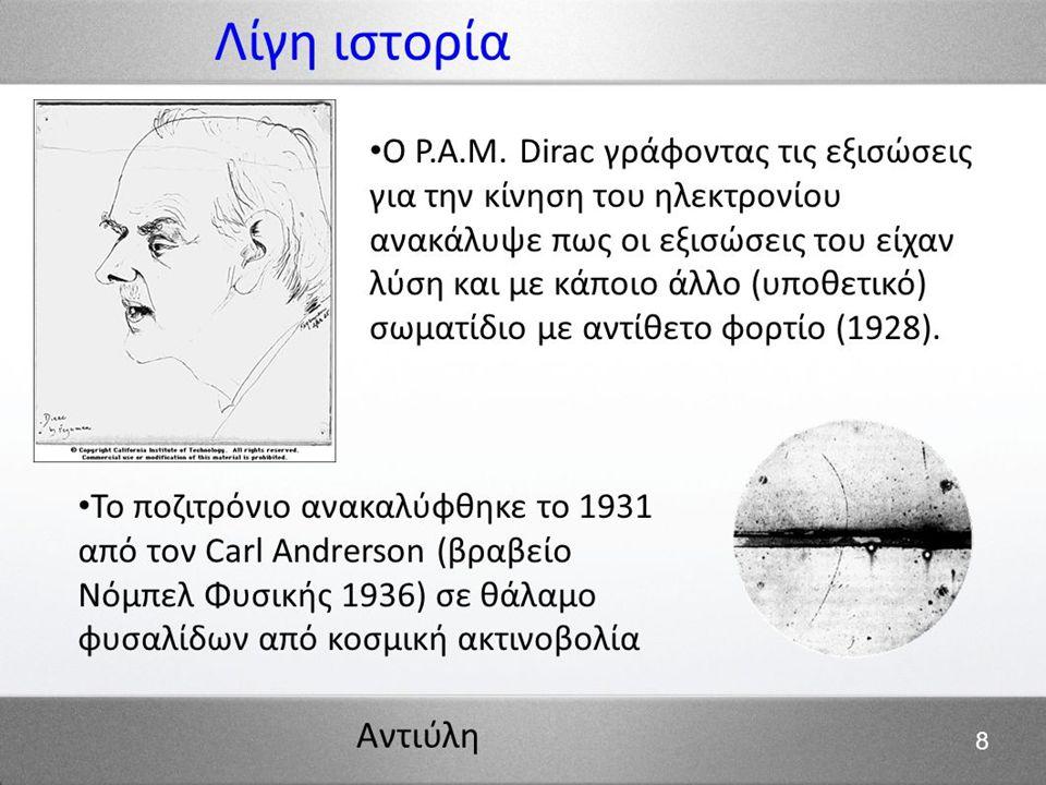 Κβαντική ηλεκτρομαγνητική o Η κβαντομηχανική δεν είναι μια θεωρία που προέκυψε από τη φαντασία ενός φυσικού.