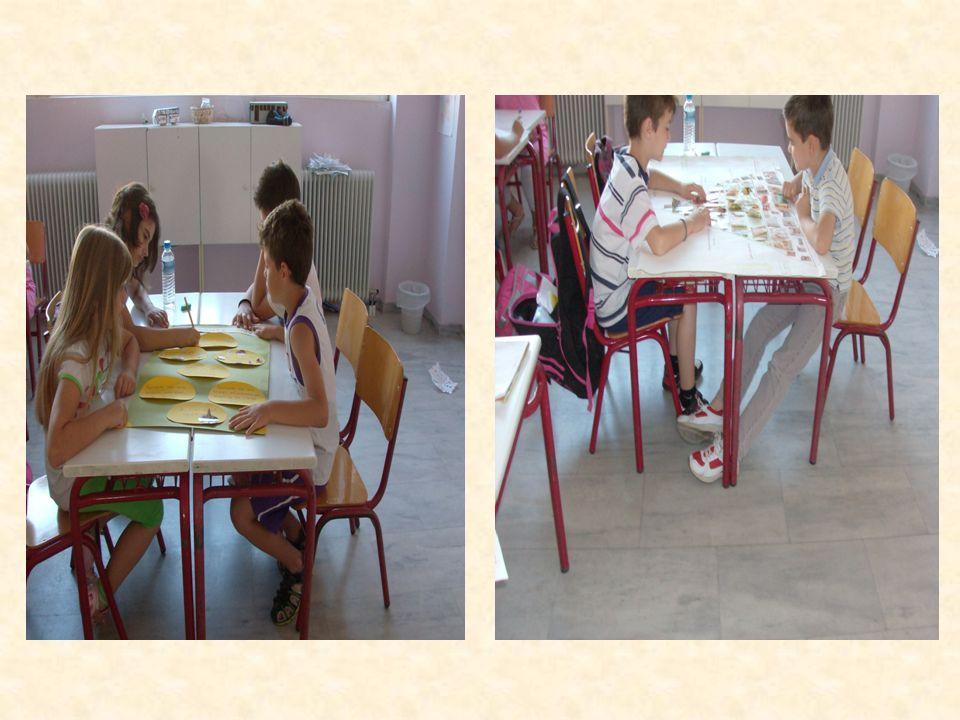 επειδή οι μαθητές είχαν κακές διατροφικές συνήθειες κατά τη διάρκεια του διαλείμματος (πατατάκια, γαριδάκια, κρουασάν κτλ.).