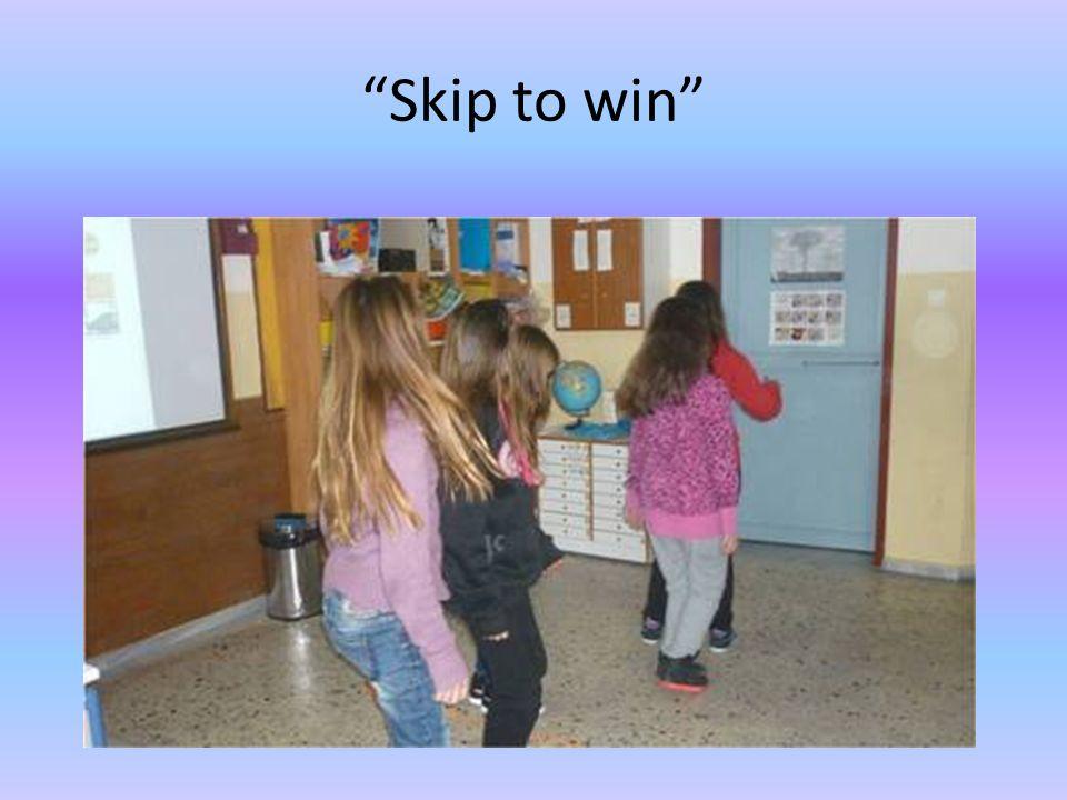 Skip to win