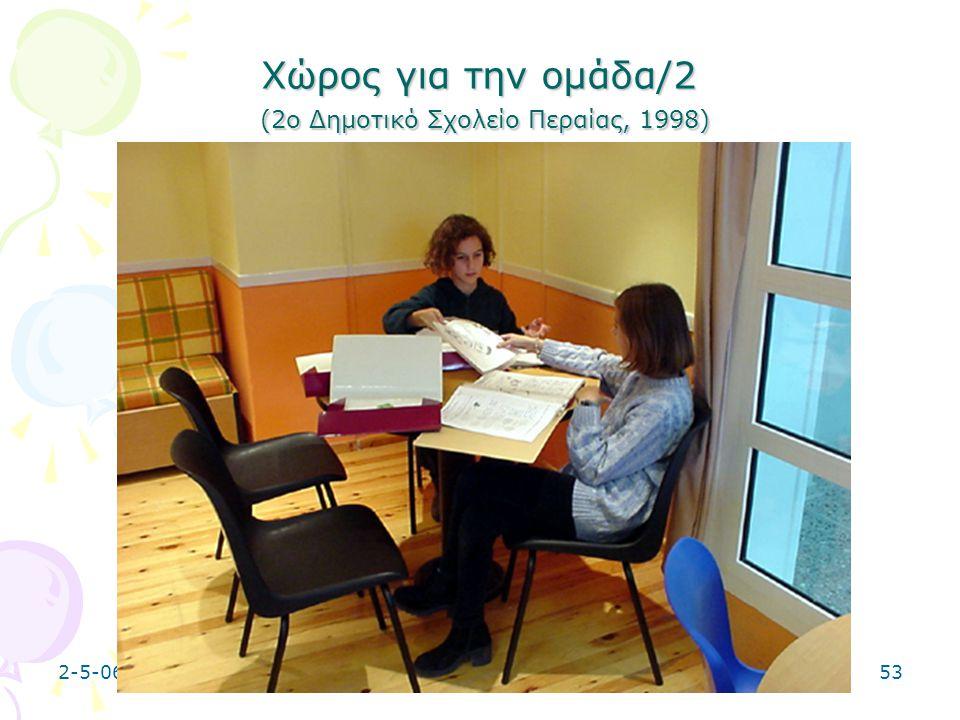 2-5-0653 Χώρος για την ομάδα/2 (2ο Δημοτικό Σχολείο Περαίας, 1998)