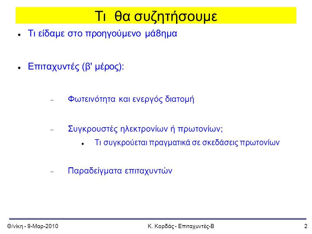 Θ/νίκη - 9-Μαρ-2010Κ.