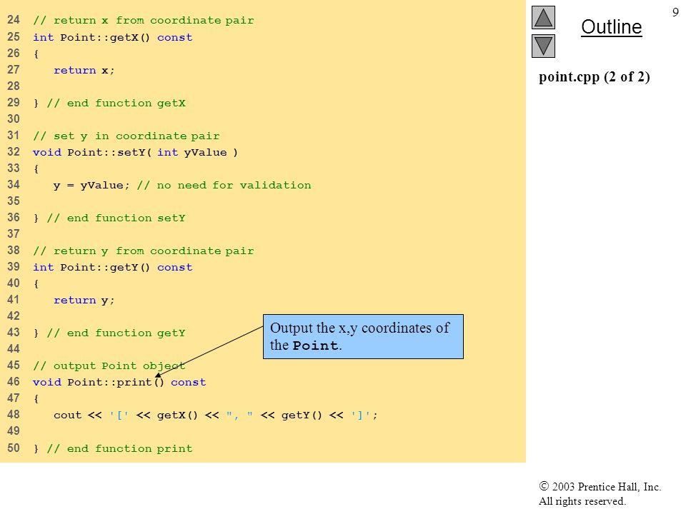 20 Κλήση μεθόδων παραγόμενης κλάσης μέσω δείκτη κλάσης βάσης Χρήση δείκτη/αναφοράς –Δείκτης κλάσης βάσης μπορεί να δείχνει σε αντικείμενο της παραγομένης κλάσης Μπορεί όμως να καλέσει μόνο τις μεθόδους της κλάσης βάσης –Η κλήση μεθόδων της παραγόμενης κλάσης συνιστά λάθος Μέθοδοι που δεν ορίζονται στη κλάση βάσης Ο τύπος δεδομένων ενός/μιας δείκτη/αναφοράς προσδιορίζουν τι μεθόδους μπορούμε να καλέσουμε
