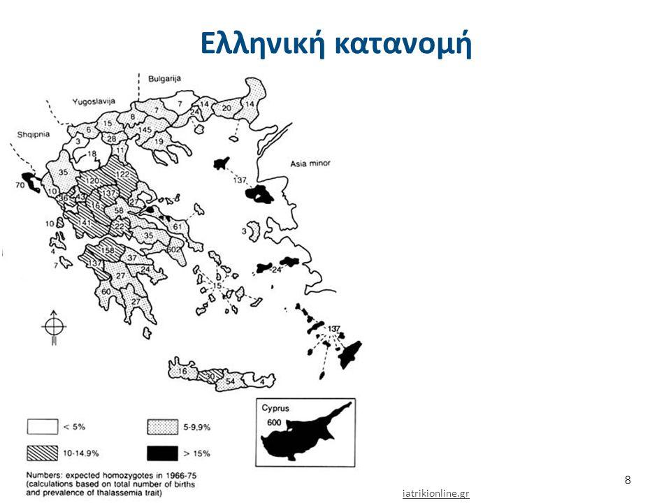 Ελληνική κατανομή iatrikionline.gr 8