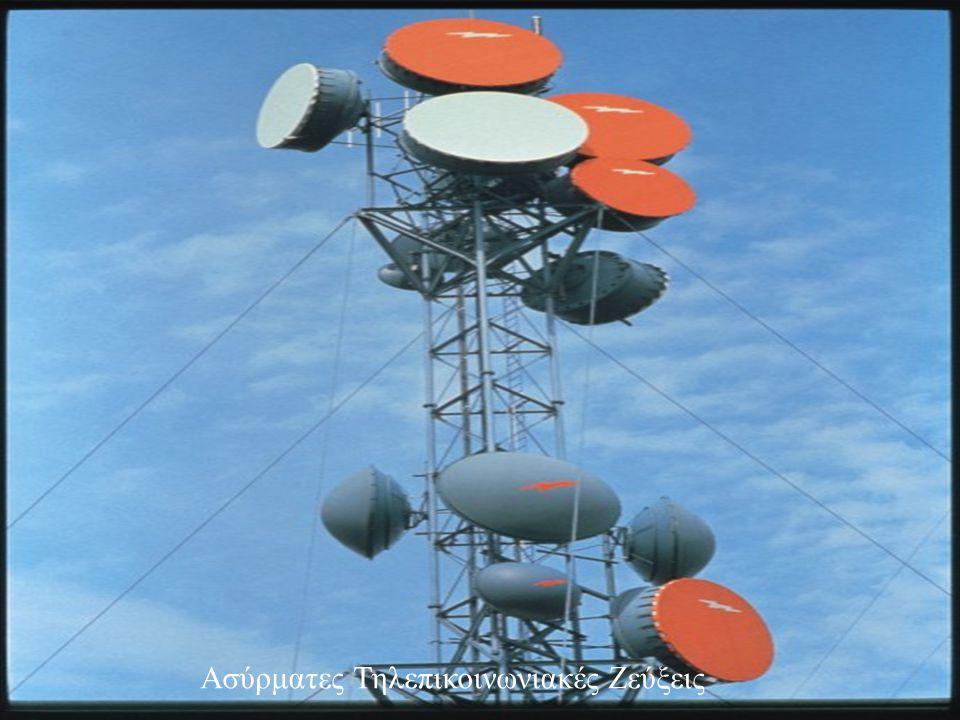 Ασύρματες Τηλεπικοινωνιακές Ζεύξεις