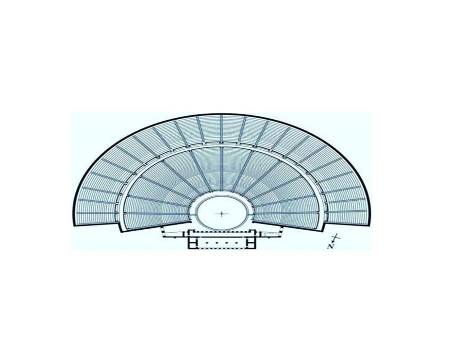 ΤΟ ΘΕΑΤΡΟ ΤΗΣ ΕΠΙΔΑΥΡΟΥ Ο χρυσός αριθμός Φ κάνει την εμφάνιση στο θέατρο της Επιδαύρου, απ'τα σημαντικότερα και αρχαιότερα ελληνικά θέατρα, μιας και η