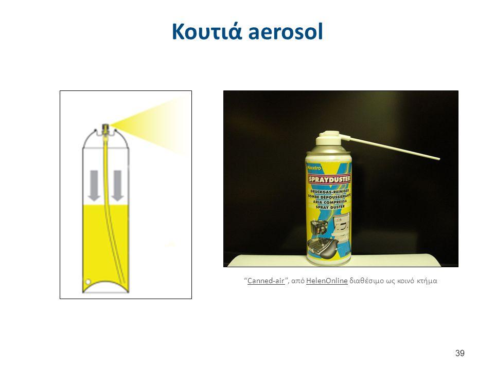 """39 Κουτιά aerosol """"Canned-air"""", από HelenOnline διαθέσιμο ως κοινό κτήμαCanned-airHelenOnline"""