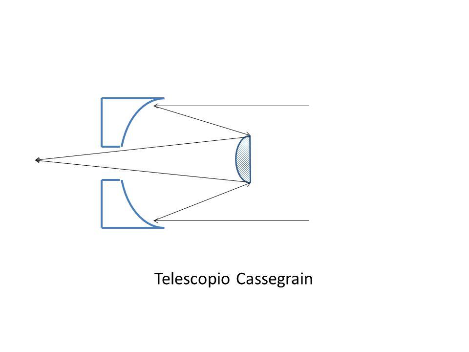 Telescopio Cassegrain