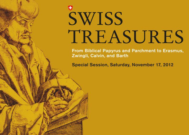 Dr. Gabriella Gelardini, Project Management Swiss Treasures, University of Basel: Presiding