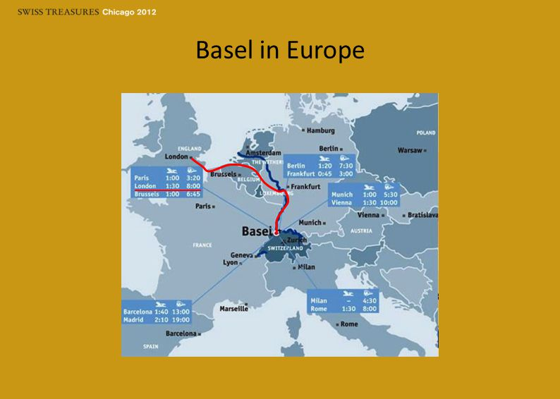 Basel in Europe
