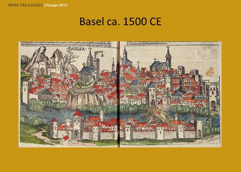 Basel ca. 1500 CE