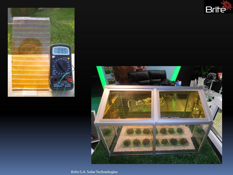 Brite S.A. Solar Technologies
