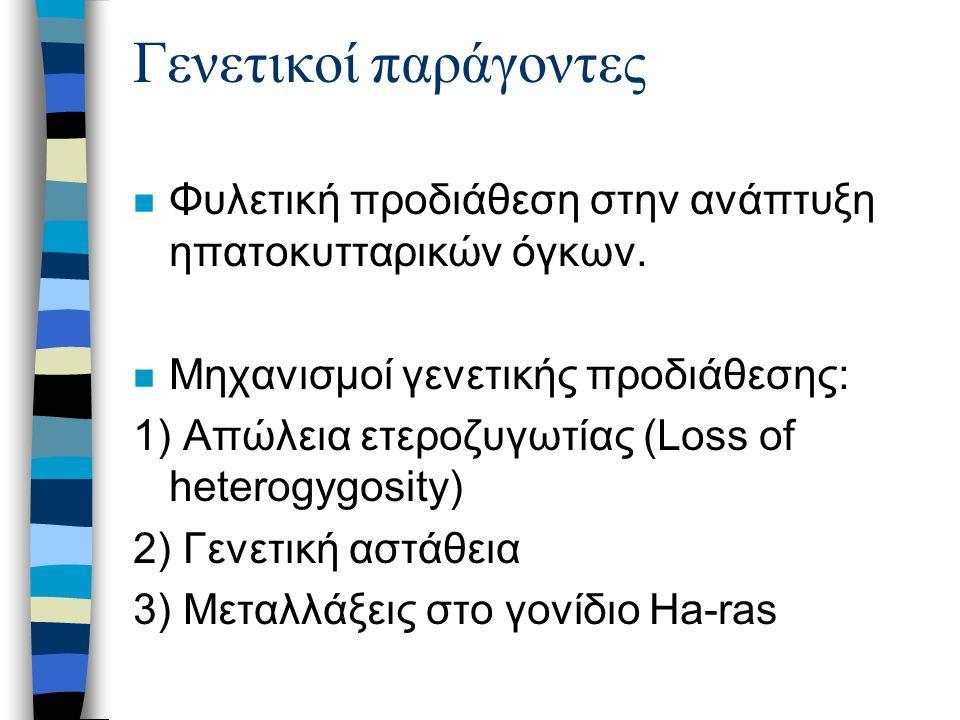 Παράγοντες καταστολής της νεοπλασματικής ανάπτυξης 1) Αναστολείς μεταβολισμού πολυαμινών.