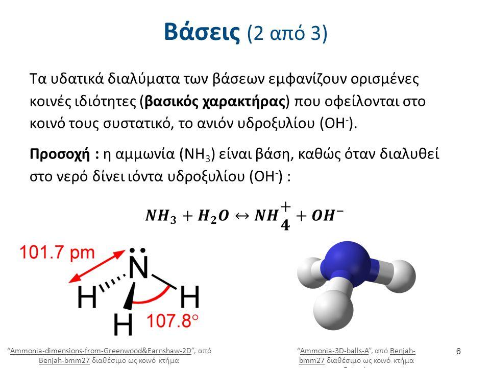 """Βάσεις (2 από 3) """"Ammonia-dimensions-from-Greenwood&Earnshaw-2D"""", από Benjah-bmm27 διαθέσιμο ως κοινό κτήμαAmmonia-dimensions-from-Greenwood&Earnshaw-"""
