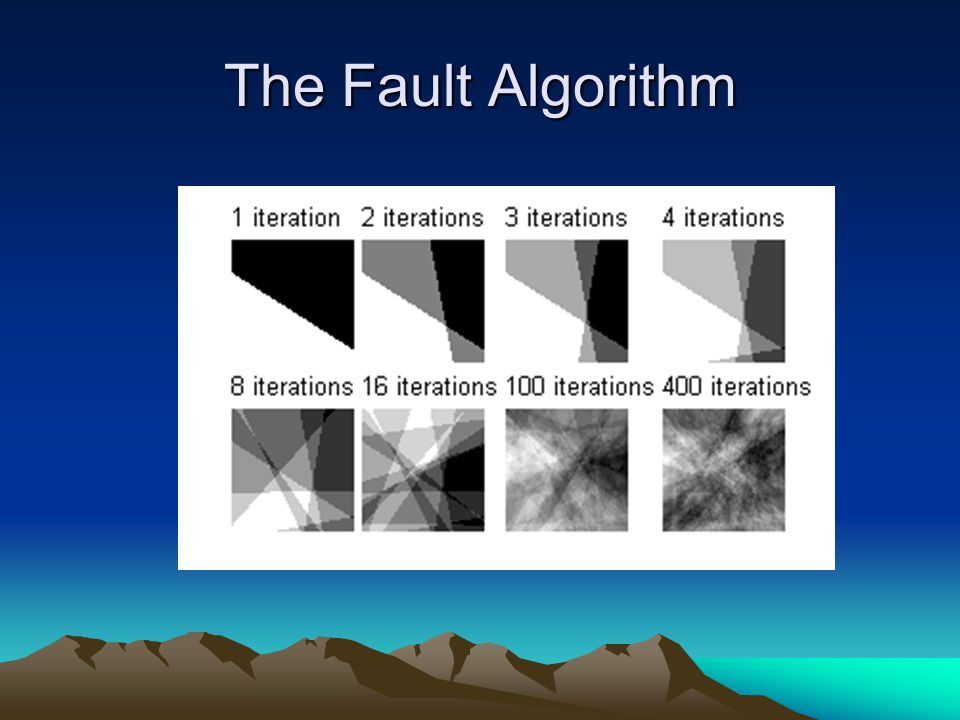 The Fault Algorithm