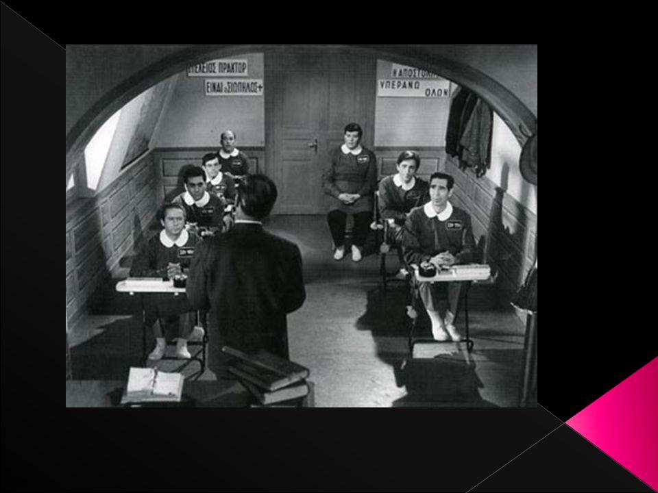 1940-1949  Η πολύ καλή για την εποχή της τεχνική, η φροντισμένη κι αρκετά κινηματογραφική σκηνοθεσία, μαζί με τη σταδιακή εμφάνιση μιας καλυτέρευσης