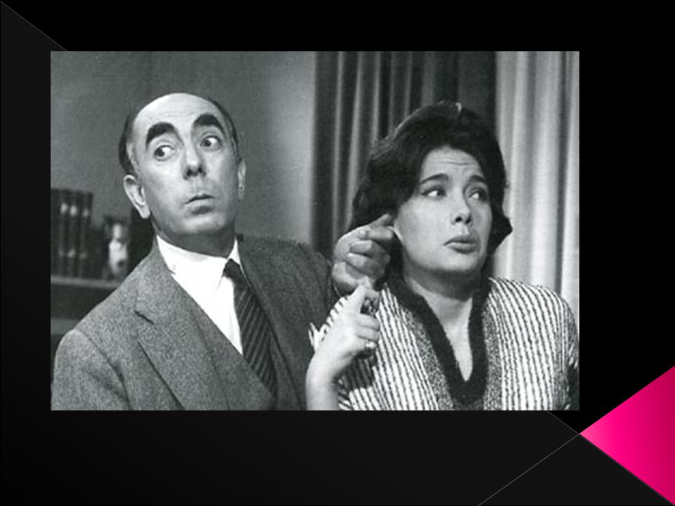  Προς το τέλος της δεκαετίας του 50, ο ελληνικός κινηματογράφος αρχίζει να παίρνει τη μορφή μιας αληθινής βιομηχανίας η, πιο σωστά, βιοτεχνίας.