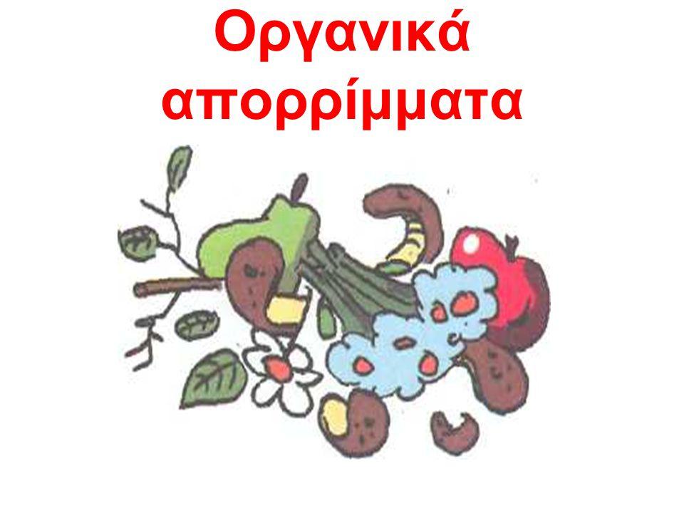 Οργανικά απορρίμματα