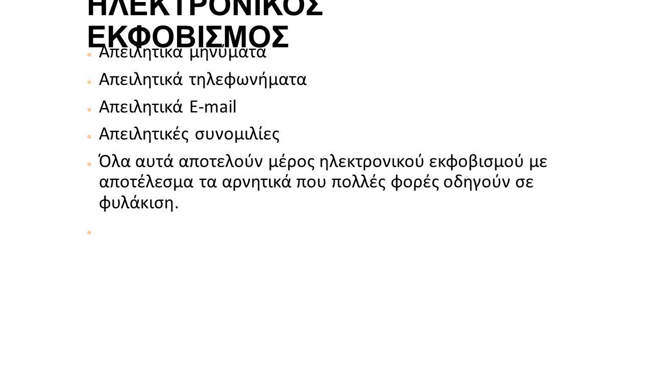 ΒΙΒΛΙΟΓΡΑΦΙΑ ● http://www.paidiatros.com/children/Abuse/ http://www.paidiatros.com/children/Abuse/ ● http://www.0-18.gr/downloads/entipo_simbasi_ex.pdf ● http://www.hamogelo.gr/140-1/1123/Poidikh- Kakopoihsh ● http://el.wikipedia.org/wiki/%CE%A0%CE%B1%CE%B9%C E%B4%CE%B9%CE%BA%CE%AE_%CE%BA%CE%B1%CE%B A%CE%BF%CF%80%CE%BF%CE%AF%CE%B7%CF%83%CE %B7 ● http://www.proseggisi.gr/?p=11887