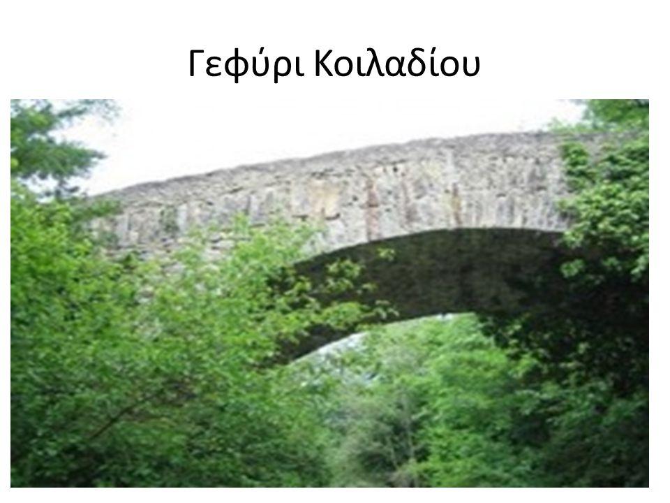 Πετρογέφυρο ή Πετσιανιώτικο γεφύρι Μόρφης – Τριάδας