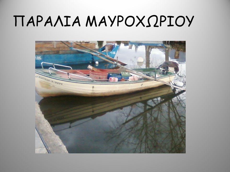 ΠΑΡΑΛΙΑ ΜΑΥΡΟΧΩΡΙΟΥ