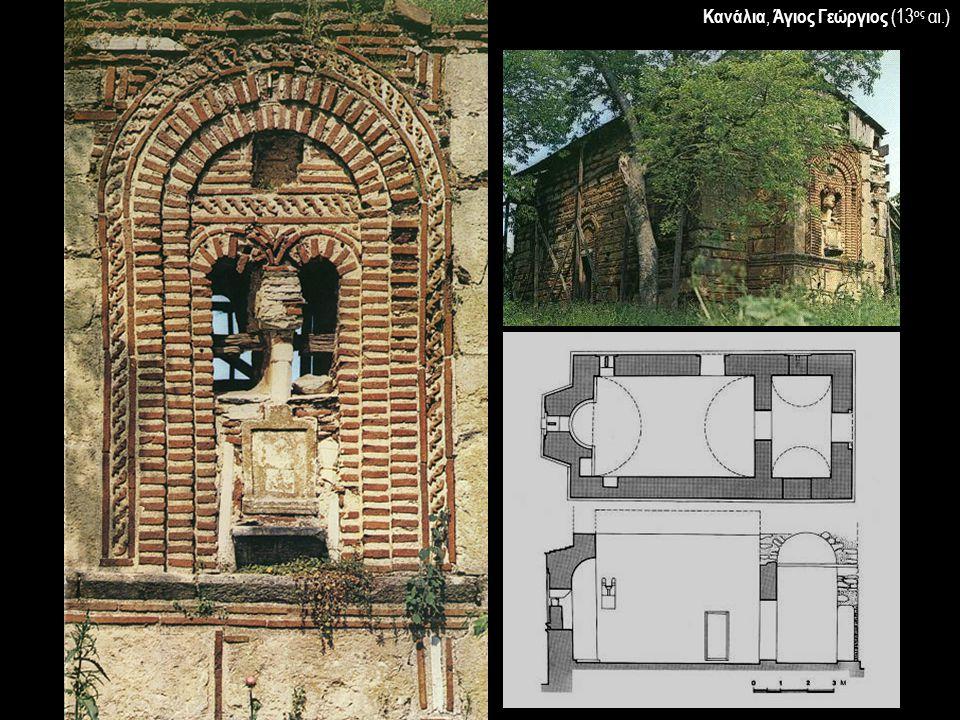 Μυστράς, μονή Βροντοχίου, Αφεντικό (1300-1310) Ηγούμενος Παχώμιος († μετά το 1322)