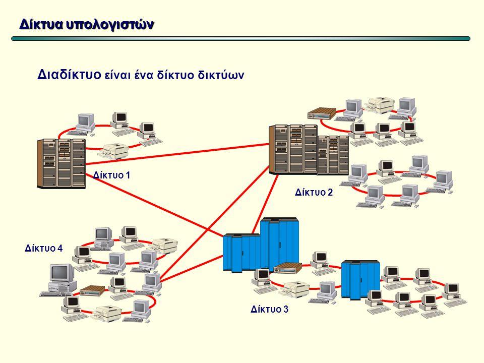 Δίκτυα υπολογιστών Πρωτόκολλο επικοινωνίας είναι ένα σύνολο κανόνων με βάση το οποίο επιτυγχάνεται η επικοινωνία μεταξύ υπολογιστών και περιφερειακών μονάδων