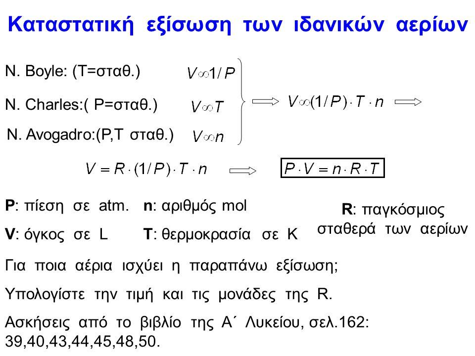  Στερεά: ισχυρές ελκτικές δυνάμεις μεταξύ των δομικών σωματιδίων( μόρια ή ιόντα).