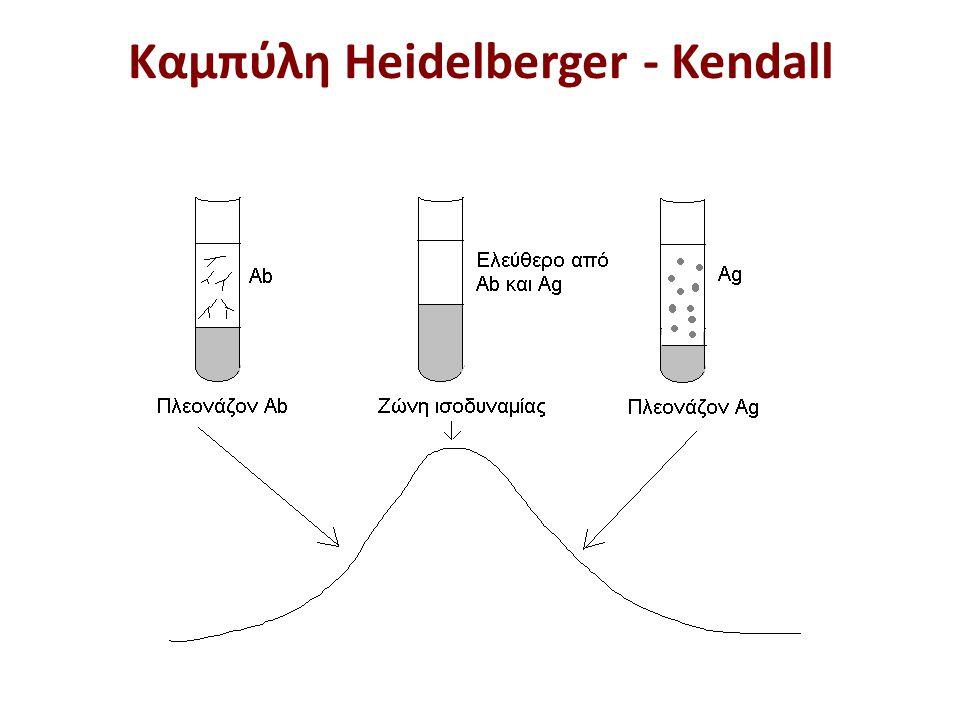 Καμπύλη Heidelberger - Kendall