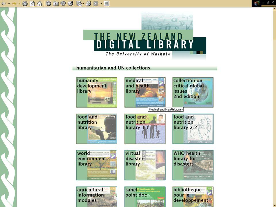 Επιστήμη της Πληροφορίας - Ψηφιακές Βιβλιοθήκες - Κ. Βλαχόπουλος 19 3D Book Visualiser (2/3)