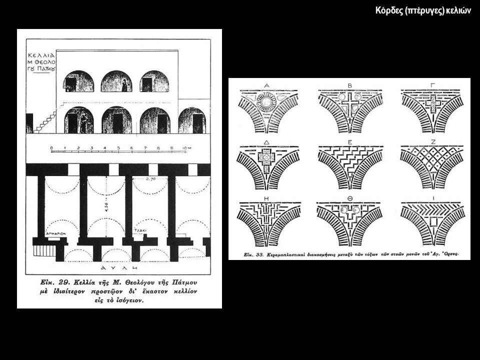Κόρδες (πτέρυγες) κελιών