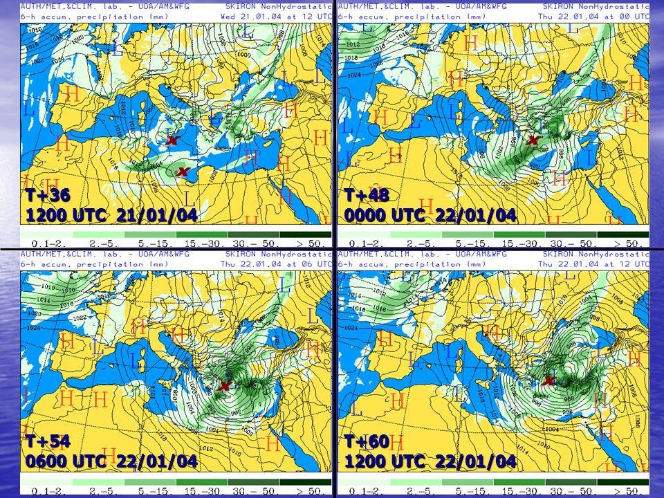 20 T+54 0600 UTC 22/01/04 T+60 1200 UTC 22/01/04 T+36 1200 UTC 21/01/04 T+48 0000 UTC 22/01/04