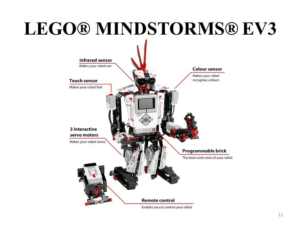 LEGO® MINDSTORMS® EV3 11