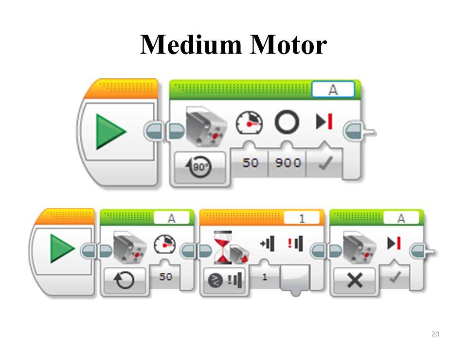 Medium Motor 20