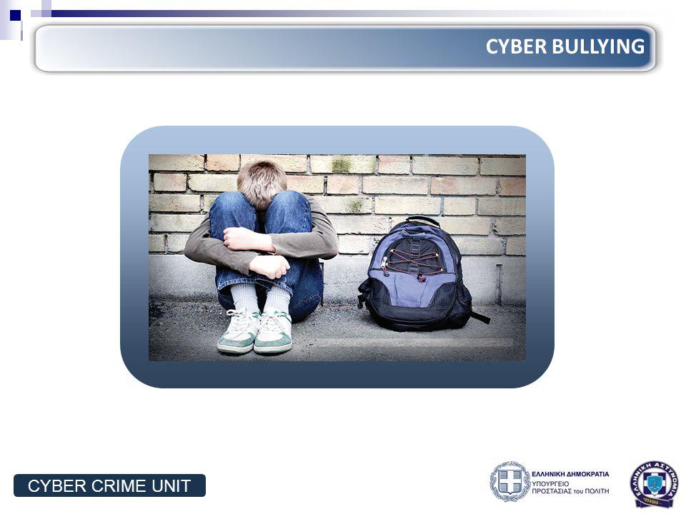 Δραστηριότητα ιδιαίτερα δημοφιλής ανάμεσα στους νέους Chat Rooms CYBER CRIME UNIT