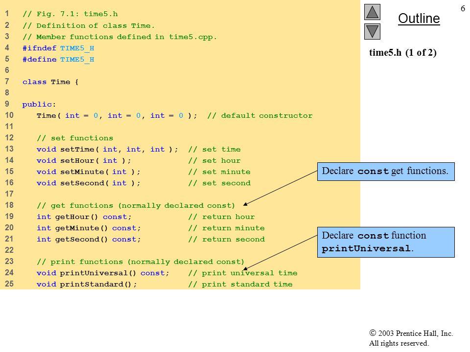 57 7.7 static τάξεις static τάξης μεταβλητή static τάξης μεταβλητή Δεδομένα διαθέσιμα σε όλη την τάξη Δεδομένα διαθέσιμα σε όλη την τάξη Ιδιότητα της τάξης, όχι συγκεκριμένου αντικειμένου της τάξης Ιδιότητα της τάξης, όχι συγκεκριμένου αντικειμένου της τάξης Αποδοτικό όταν απλά ένα αντίγραφο της τάξης είναι αρκετό Αποδοτικό όταν απλά ένα αντίγραφο της τάξης είναι αρκετό Μόνο η μεταβλητή static πρέπει να ενημερώνεται Μόνο η μεταβλητή static πρέπει να ενημερώνεται Μπορεί να μοιάζει με global, αλλά έχει εμβέλεια στην τάξη Μπορεί να μοιάζει με global, αλλά έχει εμβέλεια στην τάξη Αρχικοποιείται μια μόνο φορά Αρχικοποιείται μια μόνο φορά Υπάρχει ακόμη και χωρίς αντικείμενο Υπάρχει ακόμη και χωρίς αντικείμενο