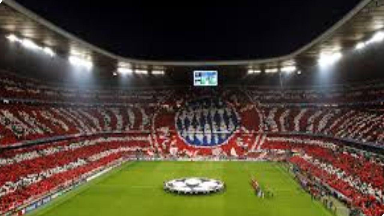 Το Allianz Arena είναι ποδοσφαιρικό γήπεδο στο Μόναχο της Γερμανίας.