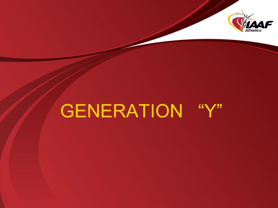 """GENERATION """"Y"""""""
