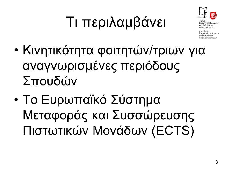 4 Εκπρόσωποι Τμήματος Αθηνά Σιούπη, επίκ.καθηγήτρια sioupi@del.auth.gr (Νέα Πτέρυγα, τηλ.