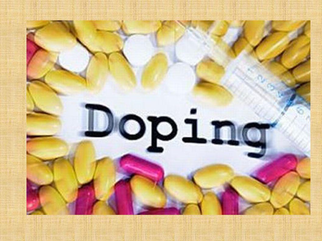 ΙΣΤΟΡΙΑ Το ντόπινγκ εδραιώθηκε, όσο απίστευτο κι αν φαίνεται, τις δεκαετίες του 1920 και 1930,αν και ήδη υπήρχαν αναφορές για αθλητές που έκαναν χρήση ουσιών προκειμένου να βελτιώσουν τις επιδόσεις τους.