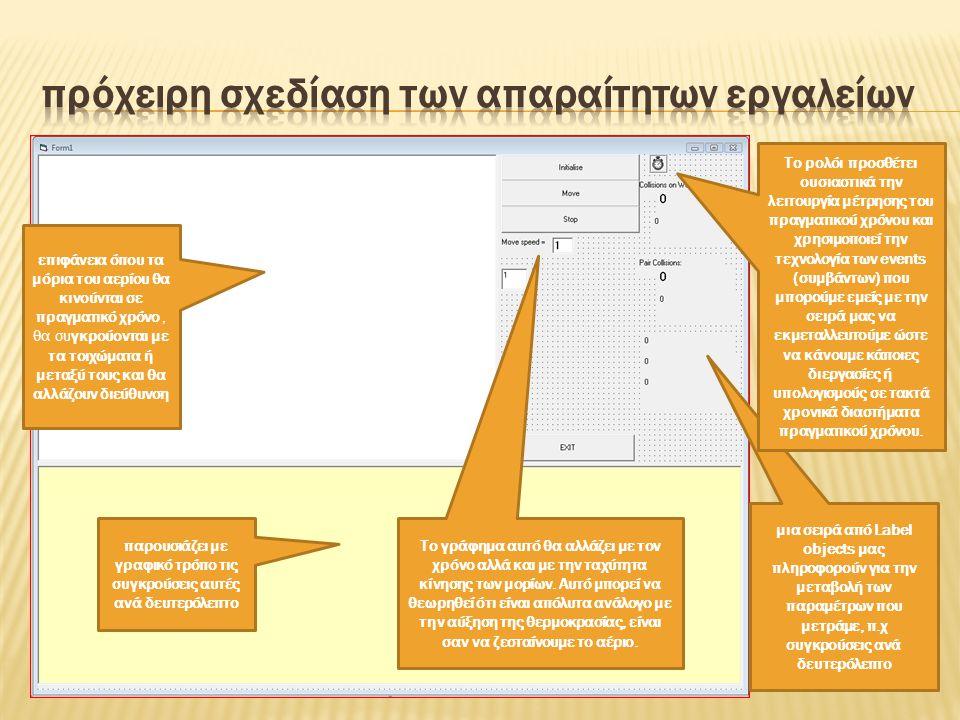 Επίσης απαιτείται και η εισαγωγή στην φόρμα ενός κουμπιού που να μας επιτρέπει να προσθέτουμε καινούργιες εγγραφές.