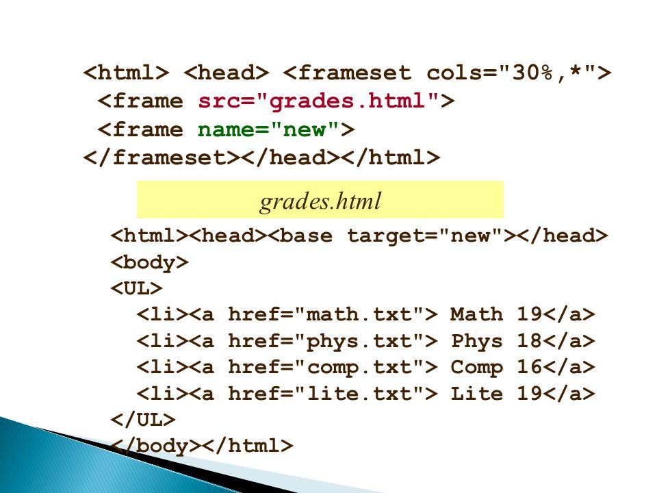 Math 19 Phys 18 Comp 16 Lite 19 grades.html