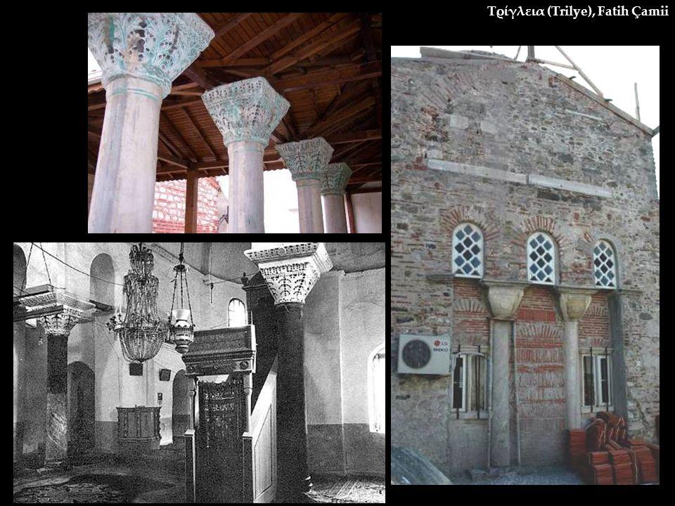 Τρίγλεια (Trilye), Fatih Çamii