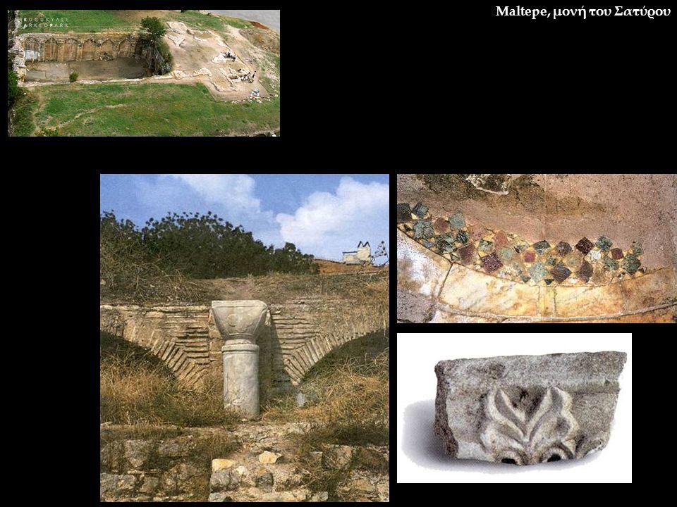 Maltepe, μονή του Σατύρου