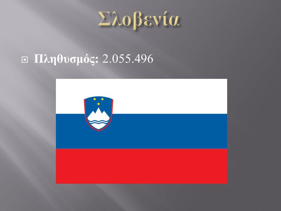  Πληθυσμός : 2.055.496