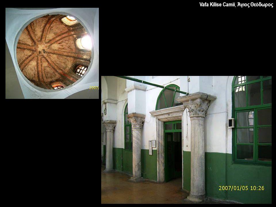 Vafa Kilise Camii, Άγιος Θεόδωρος