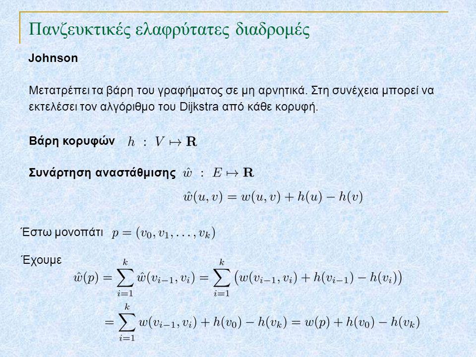 Πανζευκτικές ελαφρύτατες διαδρομές TexPoint fonts used in EMF.